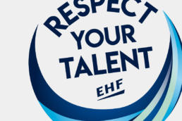 RESPECT YOUR TALENT logo cut