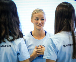 Stine Oftedal, EHF. TW1N, Respect your talent, Summer Tour 2019